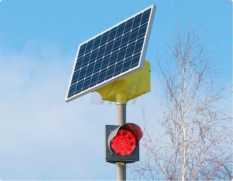 купить автономные (мобильные) светофоры